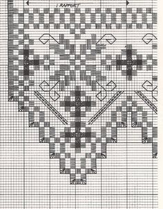 … Drawn Thread, Thread Work, Hardanger Embroidery, Embroidery Stitches, Cat Cross Stitches, Hello Kitty Wallpaper, Bead Loom Patterns, Needful Things, Christmas Cross
