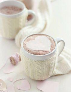 Cœur de crème fouettée - Saint-Valentin : 20 recettes inspirantes - Elle à Table