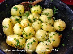 De Buena Mesa, Cocina y repostería de nuestra casa Fresco, Paris, Vegetables, Recipes, Food, Gastronomia, Tasty Food Recipes, Home, Recipes With Potatoes