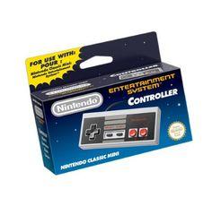 Nintendo Classic Mini Controller - Nintendo Entertainment System