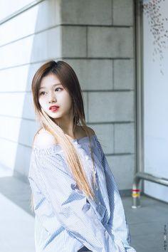 Sana-Twice 170506   KBS 해피투게더