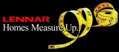 Lennar Homes Measure Up