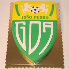 Bolo Grupo Desportivo | 3D | bolo associaçao recreativa | Grãos de Açúcar - Bolos decorados - Cake Design