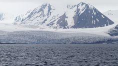Glacier-Esmakbreen-Svalbard - blog Bar a Voyages #Svalbard #spitzberg #norvege #ice #banquise #arctique #arctic #glacier #norway