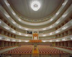 MIKHAILOVSKY THEATRE : SAINT-PETERSBURG, RUSSIA