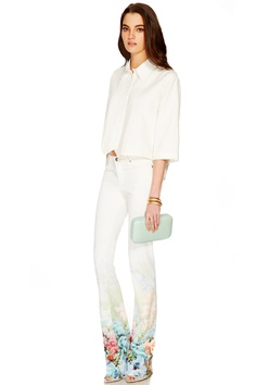 Rebecca Minkoff Skinny Boot Pant | Rebecca Minkoff Online Store