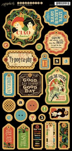 Typography-chipboard-tags