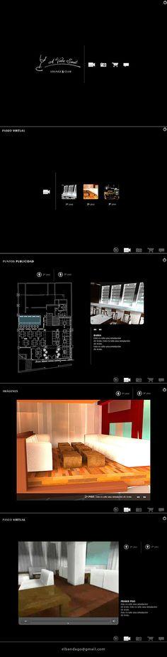 2008 / A Votre Sante Club on Behance #multimedia #ui #flash