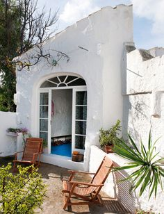 A Villa On The Spanish Island Of Menorca
