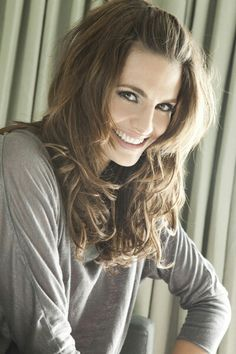 Stana Katic - what I look like on the inside!