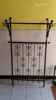 Porta abiti in ferro battuto - Porta abiti in ferro battuto  140 x 82 Wardrobe Rack, Stairs, Furniture, Home Decor, Stairway, Decoration Home, Room Decor, Staircases, Home Furnishings