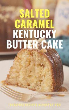 Homemade Cake Recipes, Pound Cake Recipes, Baking Recipes, Dessert Recipes, Moist Cake Recipes, Moist Butter Cake Recipe, Caramel Pound Cake Recipe, Dishes Recipes, Dessert Ideas