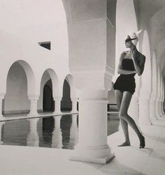 LOUISE DAHL WOLFE REFLECTION POOL