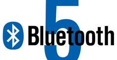 Bluetooth 5, crescono velocità e portata Una nuova versione di  Bluetooth sarà presto disponibile su molti dispositivi di casa. Connettività più veloce e una portata quadruplicata rispetto alla 4.2