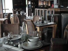 Christchurch earthquake - A restaurant lies still 9 months on.