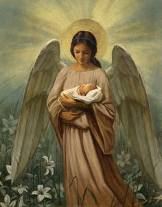 Leading Illustration & Publishing Agency based in London, New York & Marbella. Angels Among Us, Angels And Demons, Archangel Gabriel, I Believe In Angels, Angel Pictures, Principles Of Art, Angels In Heaven, Albrecht Durer, Guardian Angels