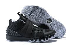 This Nike Kyrie Hybrid comes dressed in all Black which has received the Black  White nickname. They heel features the diamond like pattern which is taken  ... ffb072c26