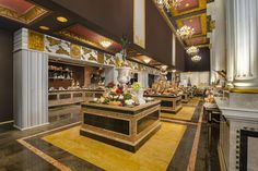Not just one brunch but two – competition brought to you by Jumeirah Zabeel Saray