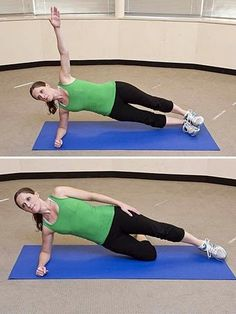 5 Exercises for Strong, Gorgeous Abs -- No Crunches Necessary