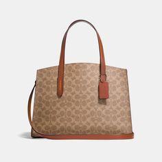 970a193e87 COACH Charlie Carryall In Signature Canvas - Women s Designer Handbags. Discount  Coach BagsCoach ...