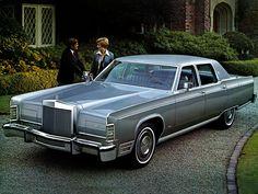 Lincoln Continental   Lincoln Continental Town Car '1977