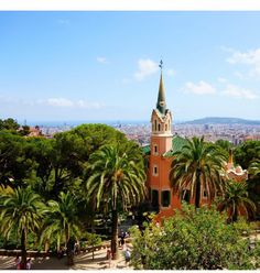 You can't plan a trip to Europe without visiting Barcelona! This historic city made it on the  top 10  most Instagrammed Cities in the world. How many have you been to?