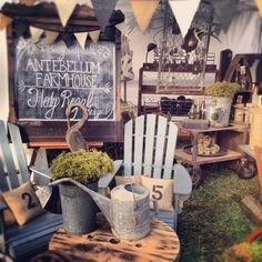booth craft show backdrop | Country Living Fair, Columbus, Ohio 2012: antebellum farmhouse and ...