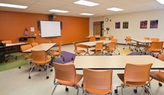 Classrooms- KI Tables & Chairs