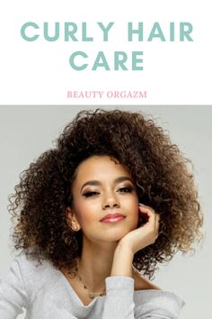 Curly Hair Care - Beauty Orgazm - - Shiny, happy hair speaks louder than words! Give your hair the best treat with Beauty Orgazm's hair serum infused with powerful CBD & hemp oil. Leave In, Organic Hair Care, Natural Hair Care, Natural Styles, Relaxed Hair, Hair Repair, Hair Care Routine, Hair Care Tips, Fitness Workouts