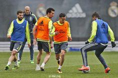 Real Madrid se olvida de la Liga y se concentra en la Champions