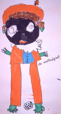 Teken je eigen Piet
