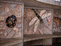 insect mosaic, needs a beetle!