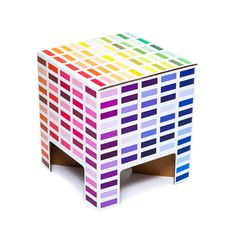 Dutch Design Chair - Rainbow