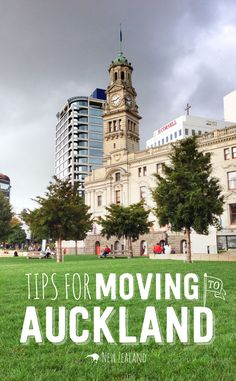 Have you considered moving to Auckland? There's always a lot to take onboard when moving countries.