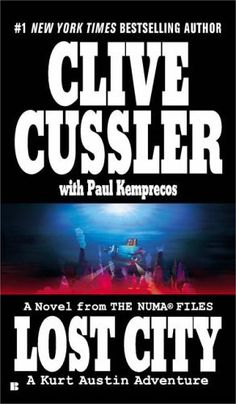 Lost City (The Numa Files) by Clive Cussler, http://www.amazon.com/dp/0425204197/ref=cm_sw_r_pi_dp_LV25qb1NPNAAH