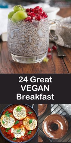 24 Healthy & Hearty Vegan Breakfast Dishes