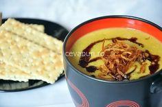 Supa crema de porumb – reteta