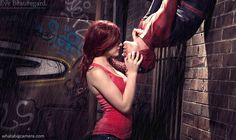 Spider-Man and Mary Jane Watson Cosplay