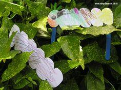 caterpillar-craft