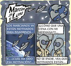 Marciano en la Luna · Motivante...