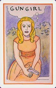PoMo Tarot - Brian Williams