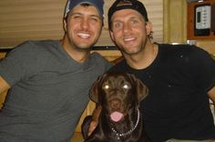 That Luke Bryan.. his smile should come with a warning label ;)