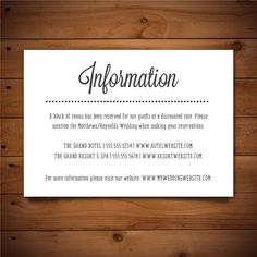 14 best details card information card templates images on
