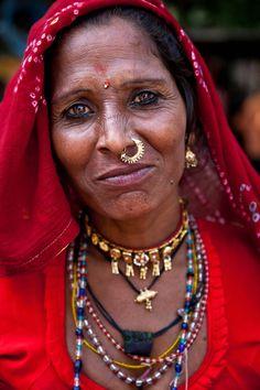 Indian gypsy.  by Matteo Vegetti
