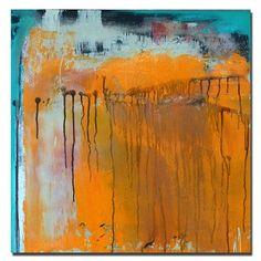 original acrylic painting abstract art