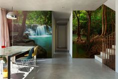 5 Brand New Stunning Panoramic Wall Murals To Upgrade Your Home Decor!