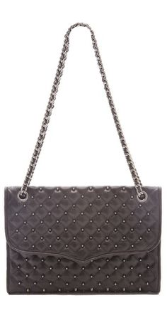 420159d375 Rebecca Minkoff Spikey Studded Large Affair Bag Best Handbags