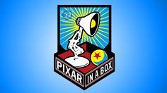Curso de animação da Pixar