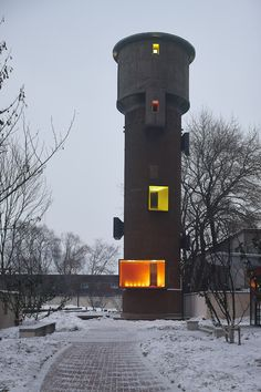 Gallery - Public Folly - Water Tower Renovation / META - Project - 11