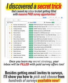 Make money safely Surveys For Cash, Take Surveys, Get Email, Types Of Websites, First Website, Dont Trust, Sounds Good, Lost Money, How To Make Money